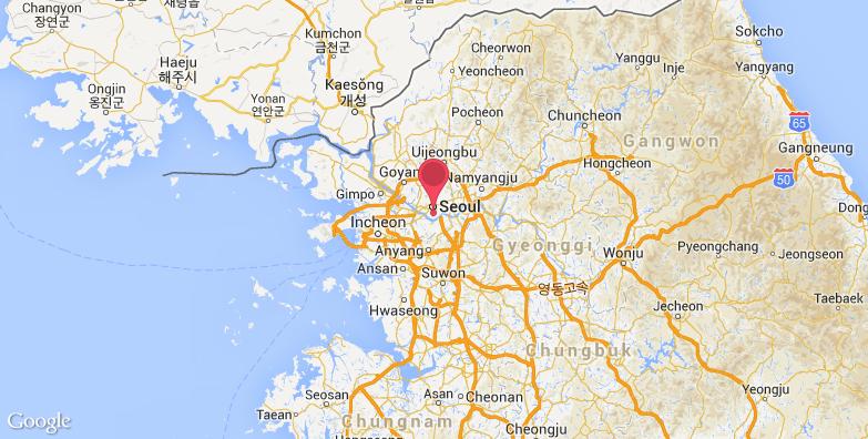 青岛总督府地图