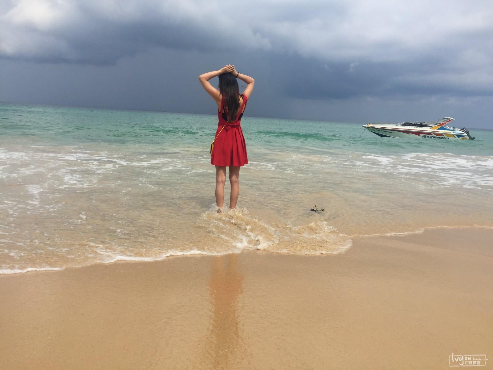 横冲直撞 泰国普吉岛(撒欢普吉)