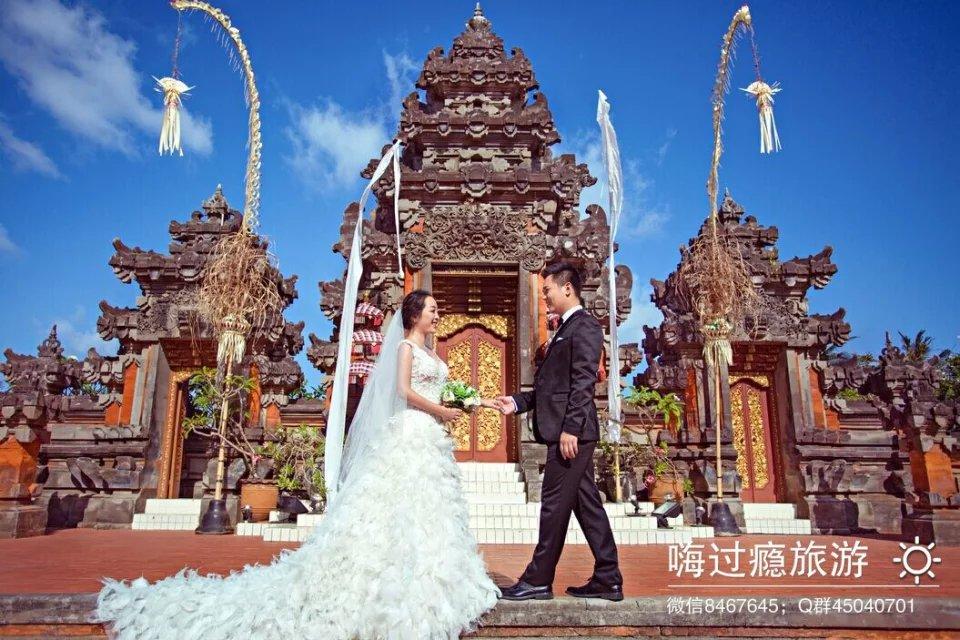 巴厘岛17日婚纱照 穷游,带你品尝各国美食,一万字和大量美图