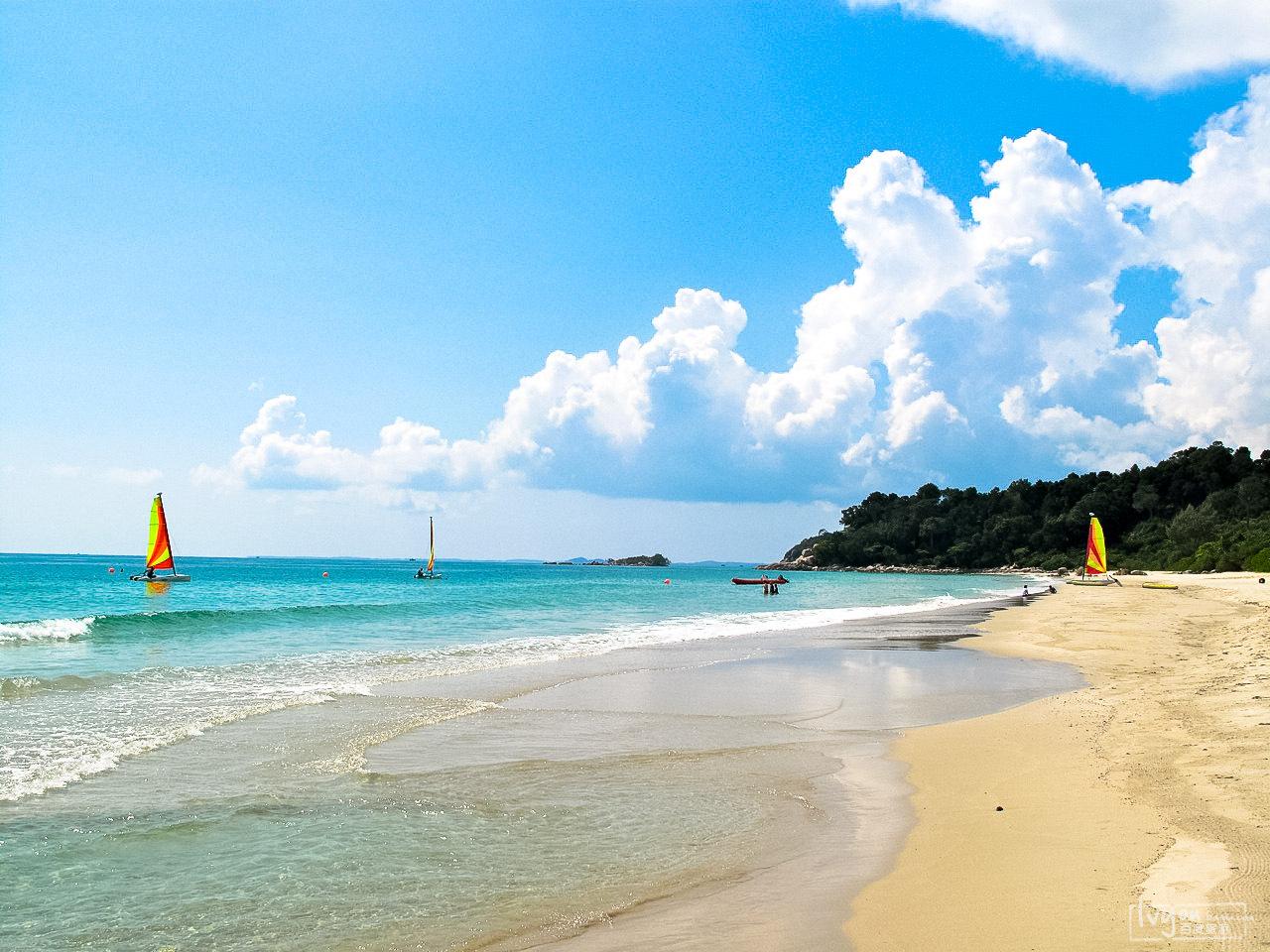 亚洲印度尼西亚民丹岛