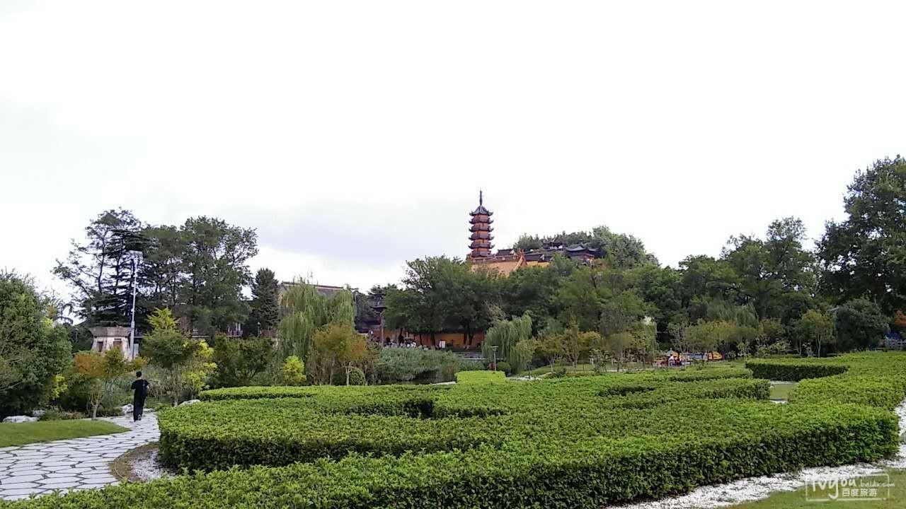 """镇江""""三山景区""""两日游"""