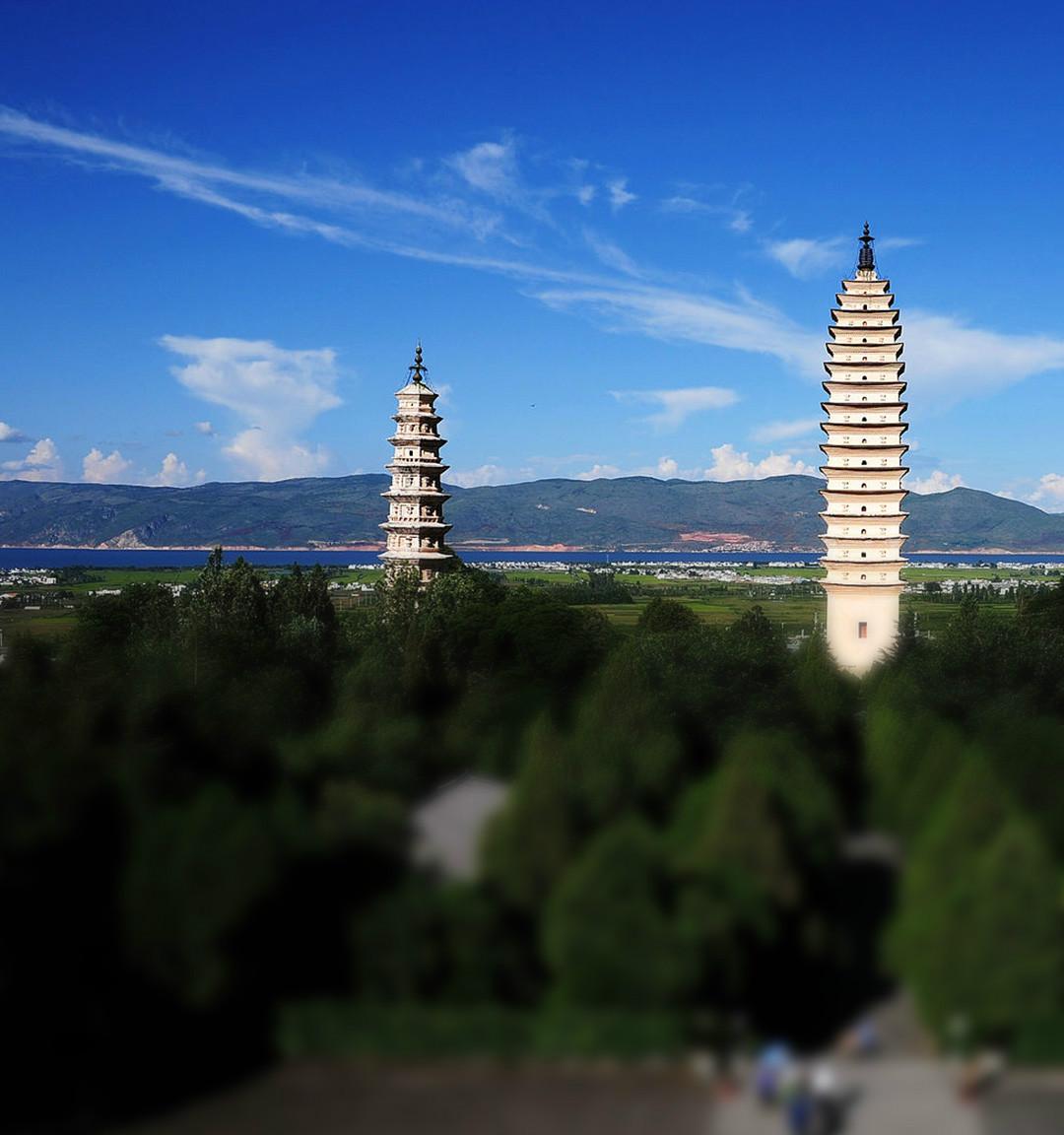 云南建筑风景照