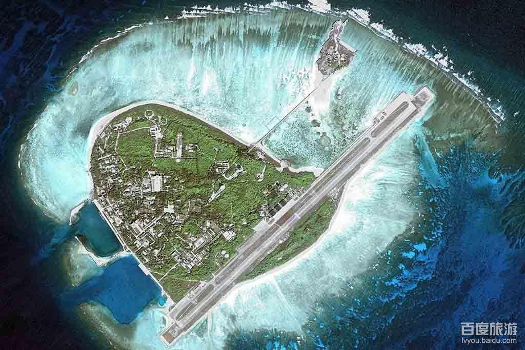 亚洲中国海南三沙西沙群岛永兴岛