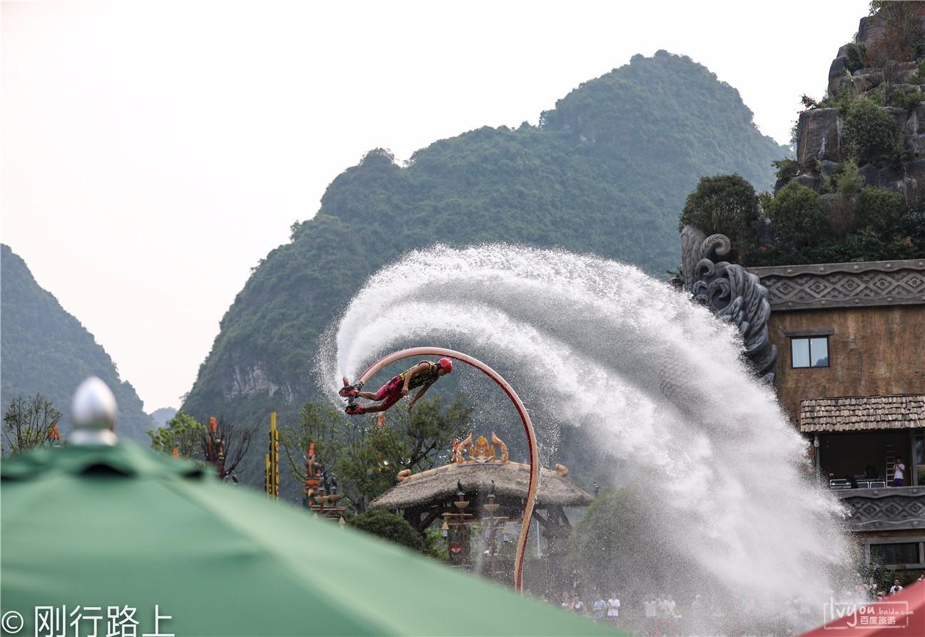 桂林传奇自驾游跨过大全三国的v传奇亲子夺塔攻略山河大海图片