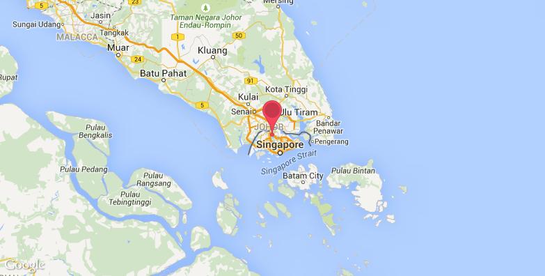 2016最新新加坡动物园旅游地图