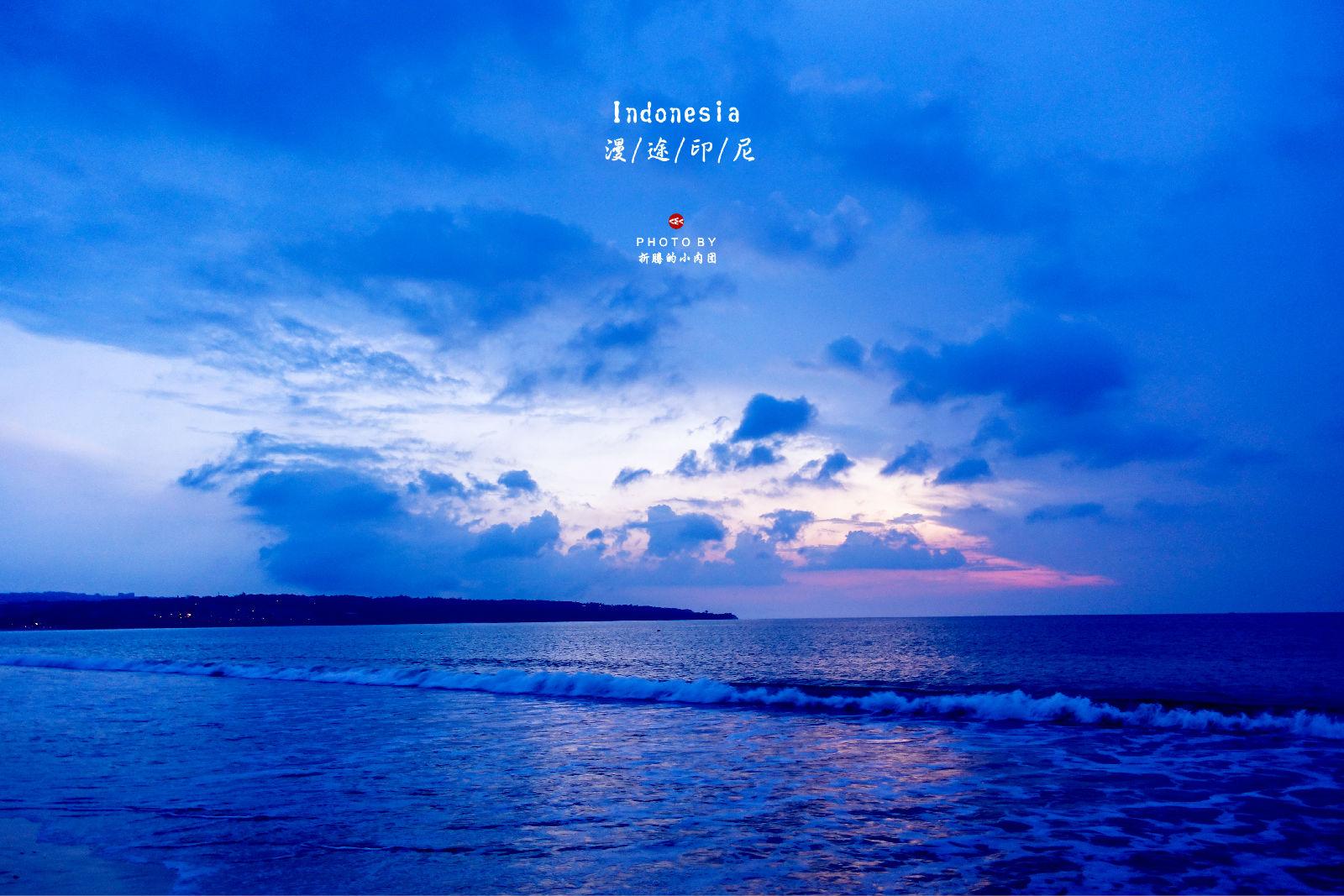 [9图]金巴兰 # 金巴兰沙滩 # 作为世界十大最美落日之一的金巴兰海滩