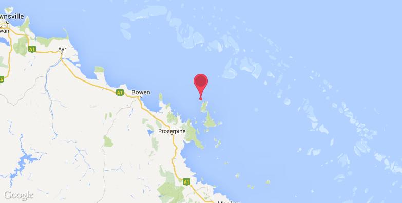 2016最新海曼岛旅游地图