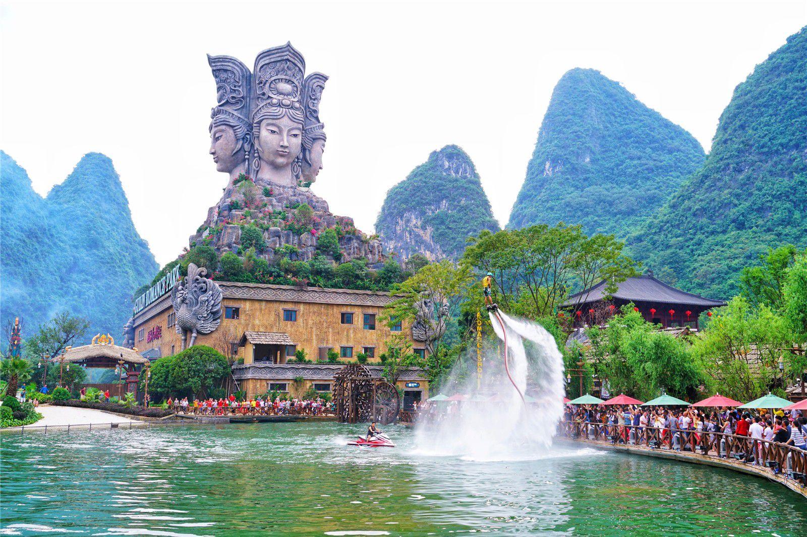 攻略平潭,住宿我心中的刘三姐桂林市中心寻找山水图片