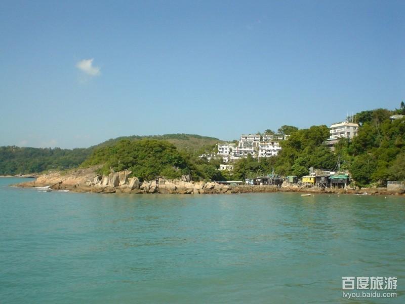 亚洲中国香港离岛区南丫岛榕树湾