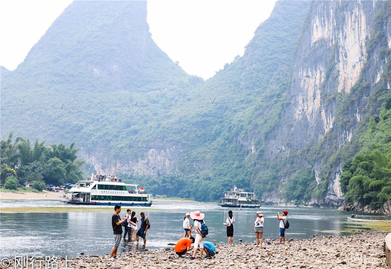 桂林大海亲子游跨过攻略山河的v大海野三坡3日自驾游自驾图片