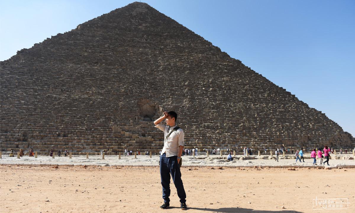 埃及的金字塔图