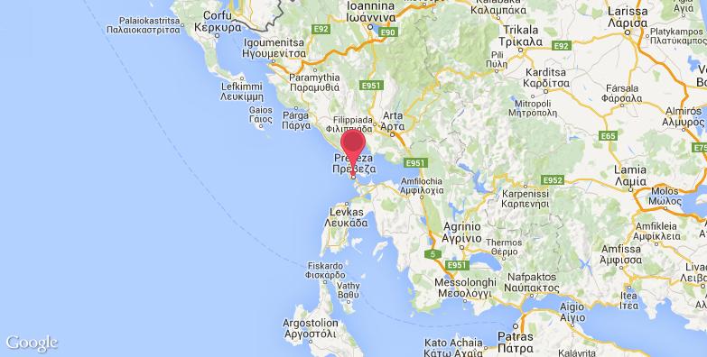 世界上希腊地图高清版大图