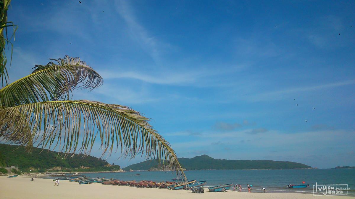 阳光,沙滩,海浪,椰林【记下川岛2日游】