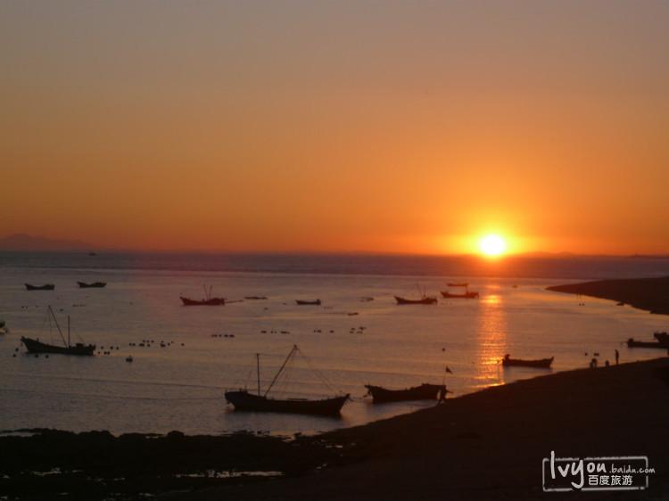 大连格仙岛-美丽的海滨小岛