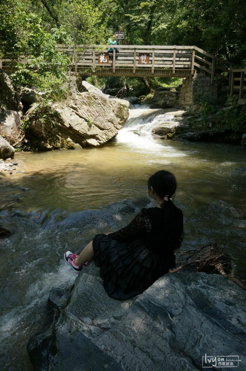 安徽安庆天峡风景区2014.6.