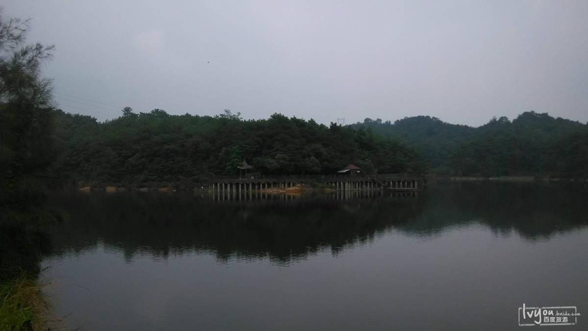 海沧天竺山森林公园_厦门海沧天竺山森林公园徒步旅行