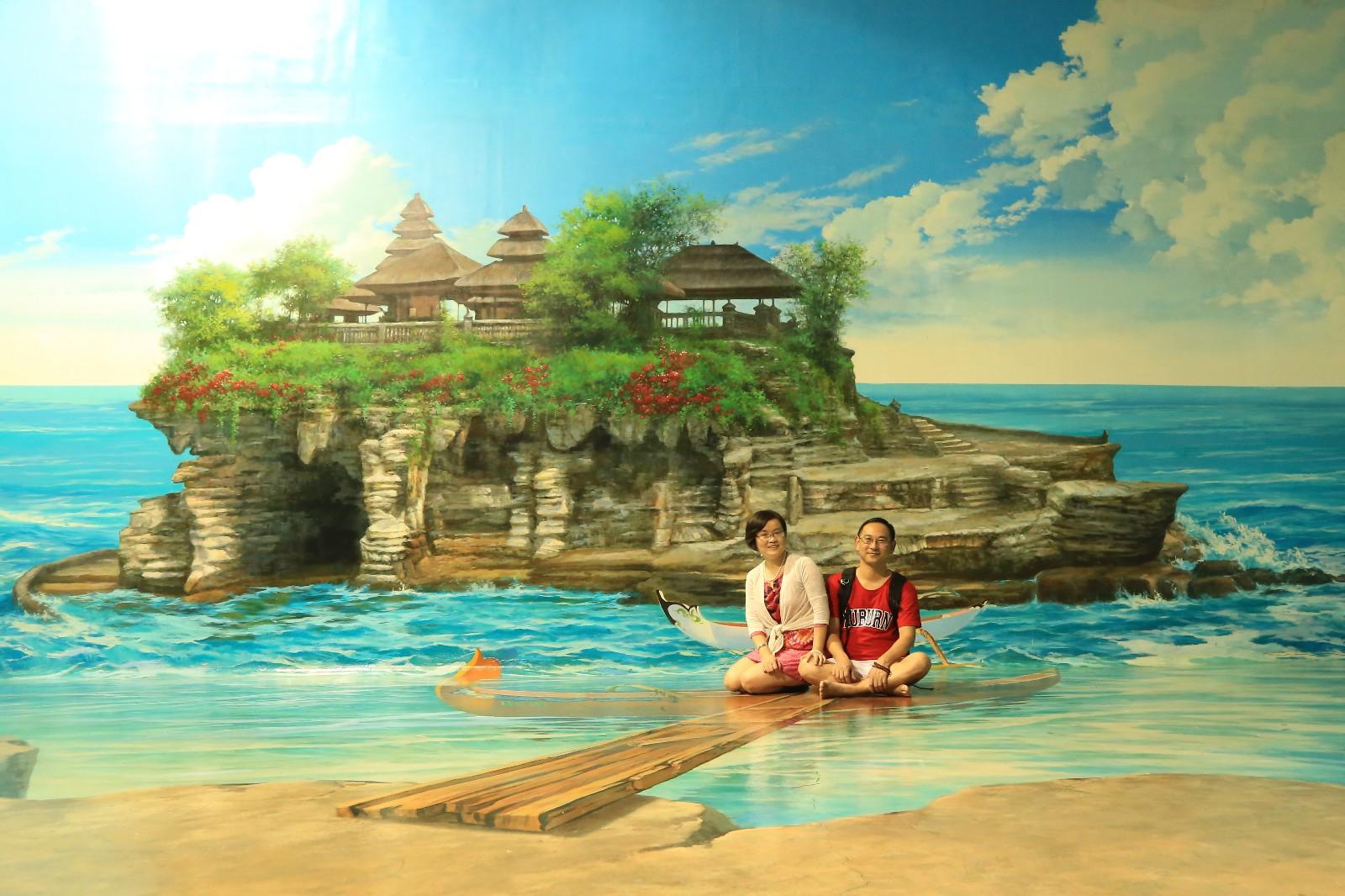 """追波逐浪,漫步海滩,巴厘岛处处都很""""妙"""""""