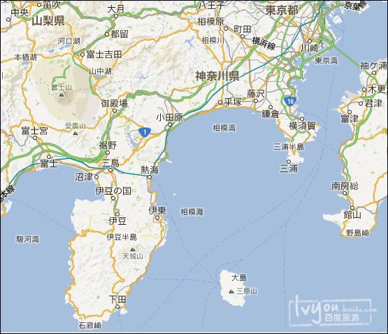 大岛简介 伊豆诸岛在东京的西南方,紧靠伊豆半岛.