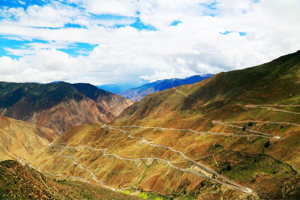 行摄西藏:318川藏线,寻找最美的风景