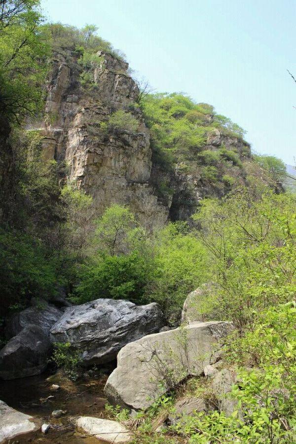 昌平虎峪自然风景区