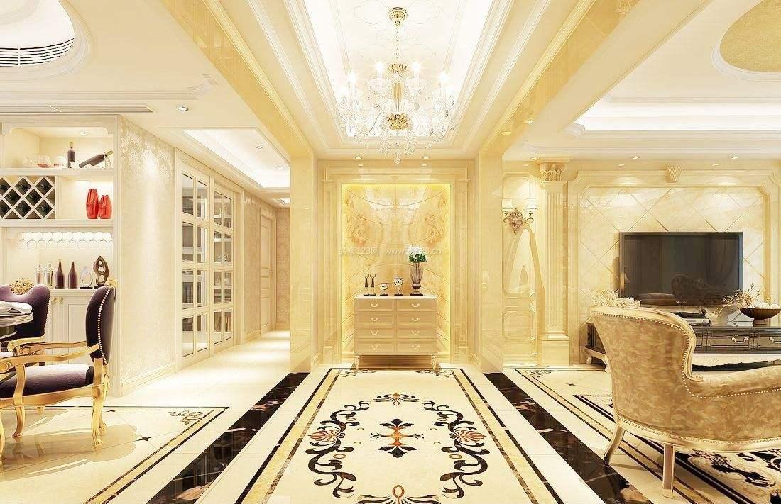 怎么把房子装修成欧式风格?
