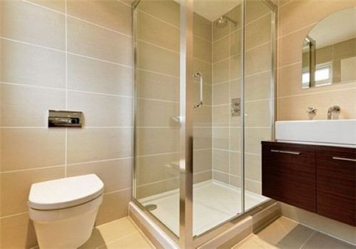 小浴室怎么装修好看又实用?