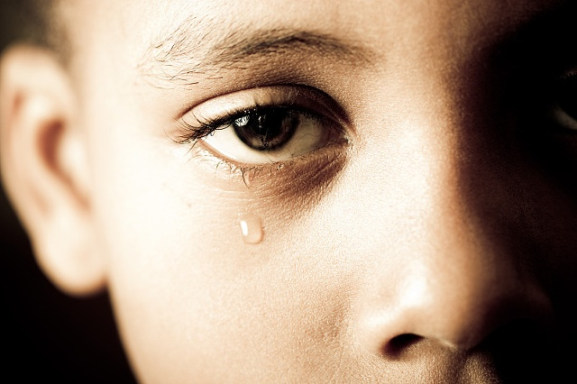 人类通过流眼泪的方式,可以排出很多身体内的毒素,以及各种杂质的物质