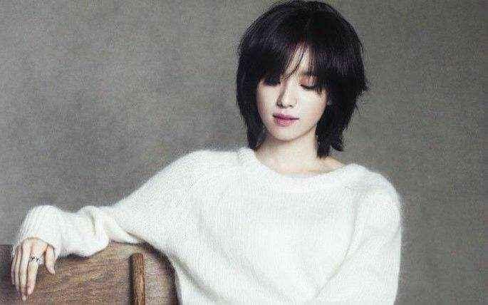韩孝周,是从《绝密追踪》开始喜欢她的,还是觉得她短发有感觉图片