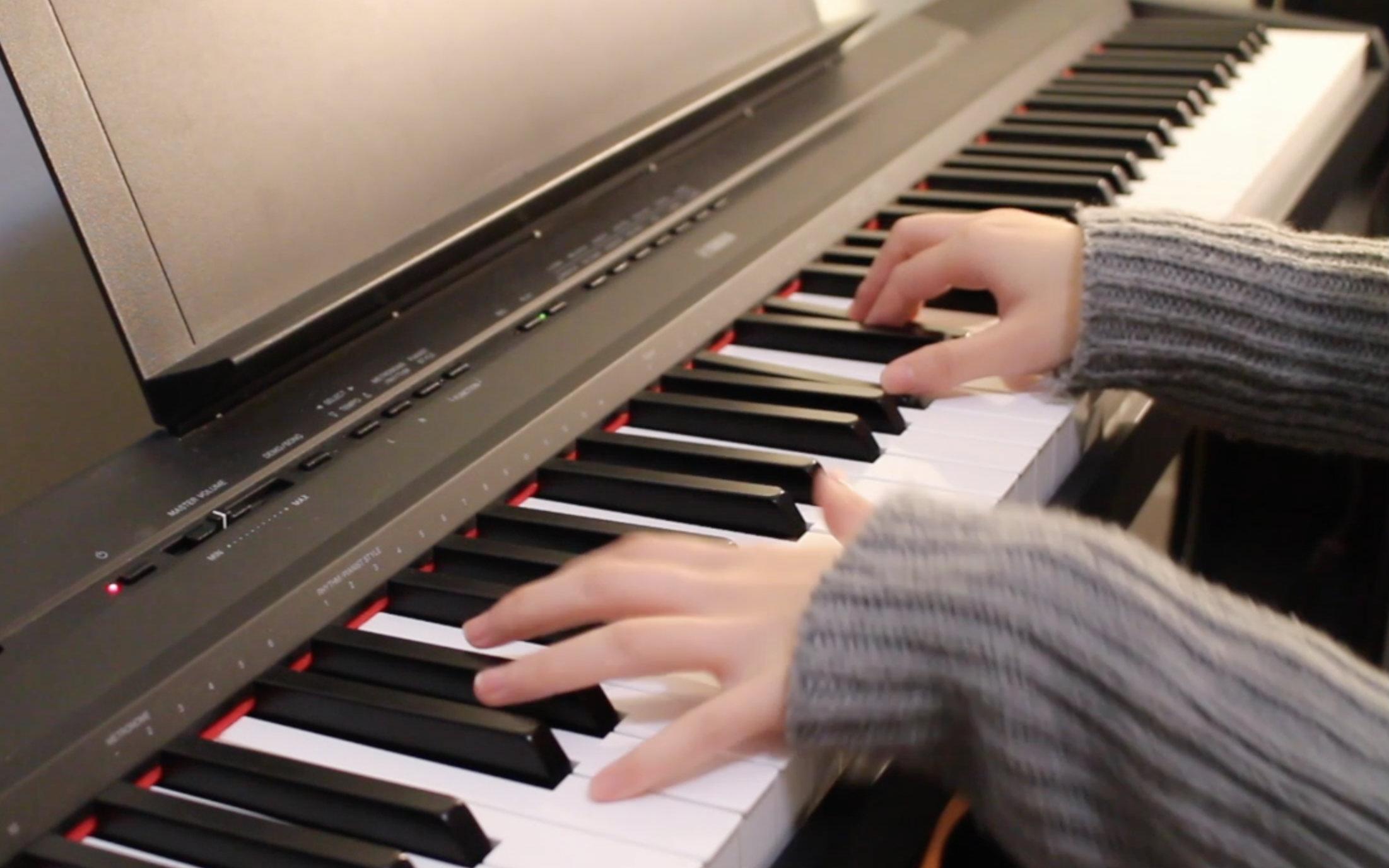钢琴培训多少钱还是要看导师的技术-大龄琴童