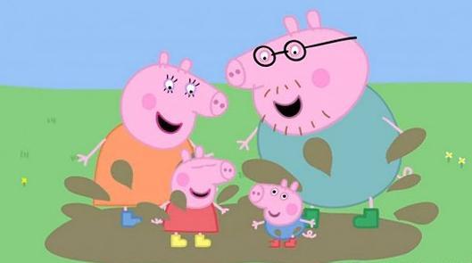 """小猪佩奇带起""""文身热"""",为何佩奇这么受欢迎?图片"""