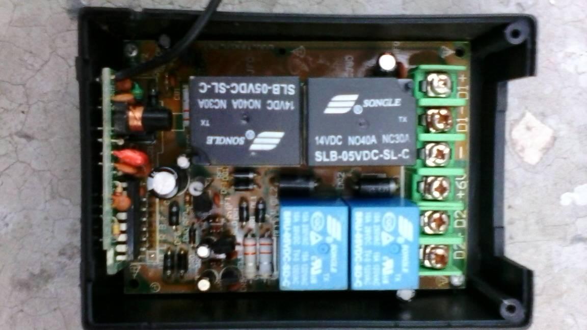 我需求一个6伏电瓶遥控车电路板 请大家帮帮忙