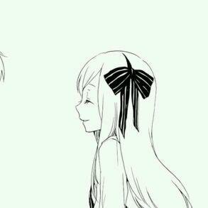 求二次元情侣头像,要帅气的,高冷的,背景最好是白色或
