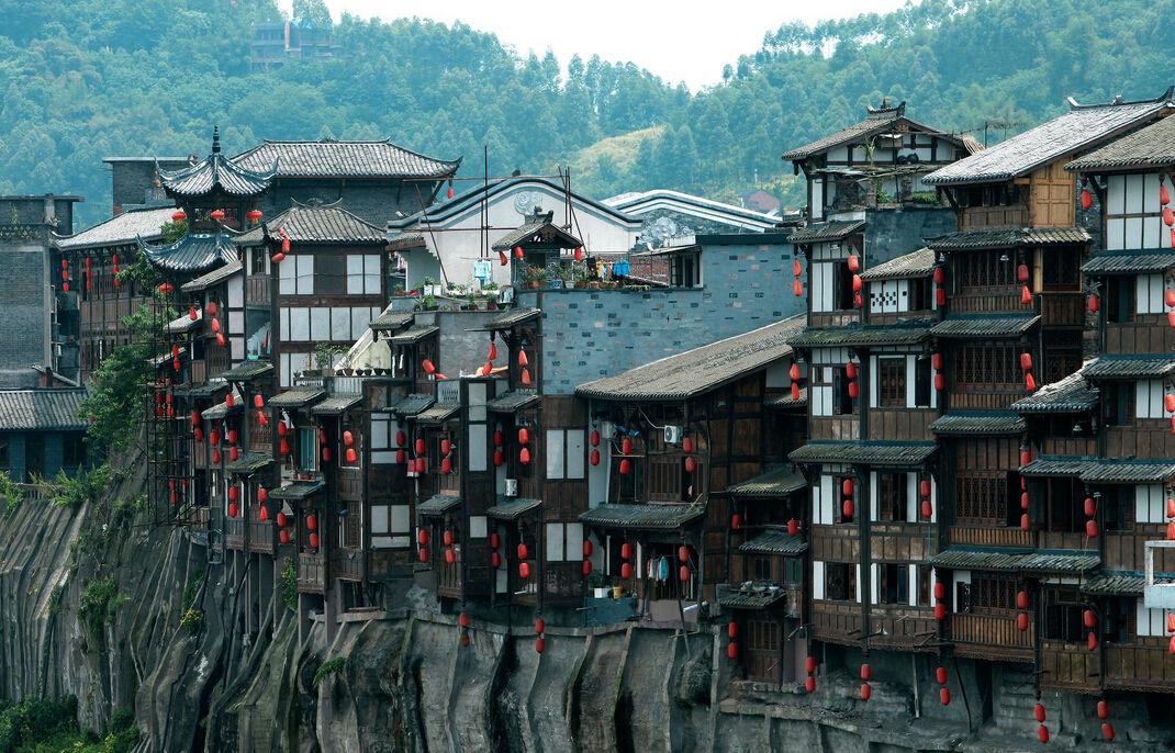 谁知道中国的古镇,古城,古建筑群的旅游景点