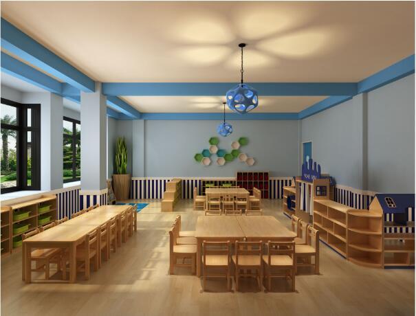 幼儿园房屋设计图三从楼