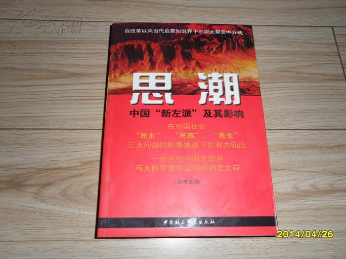 新左派的中国纠结