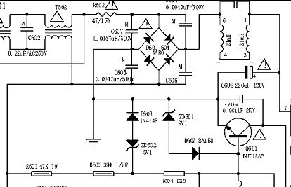 0_300°c愠控器电路图
