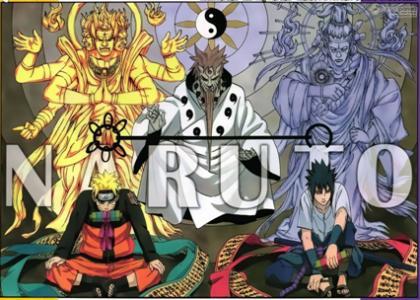 火影忍者仙人鸣人vs须佐能乎佐助是在第几集?