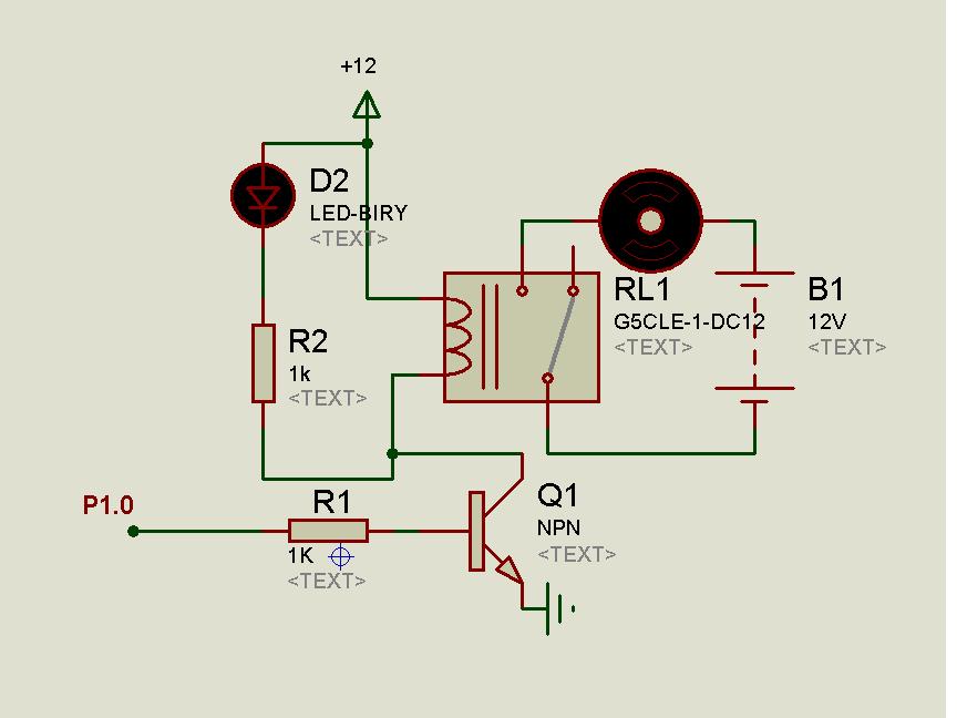 8051单片机接24v继电器这个接线图对吗?