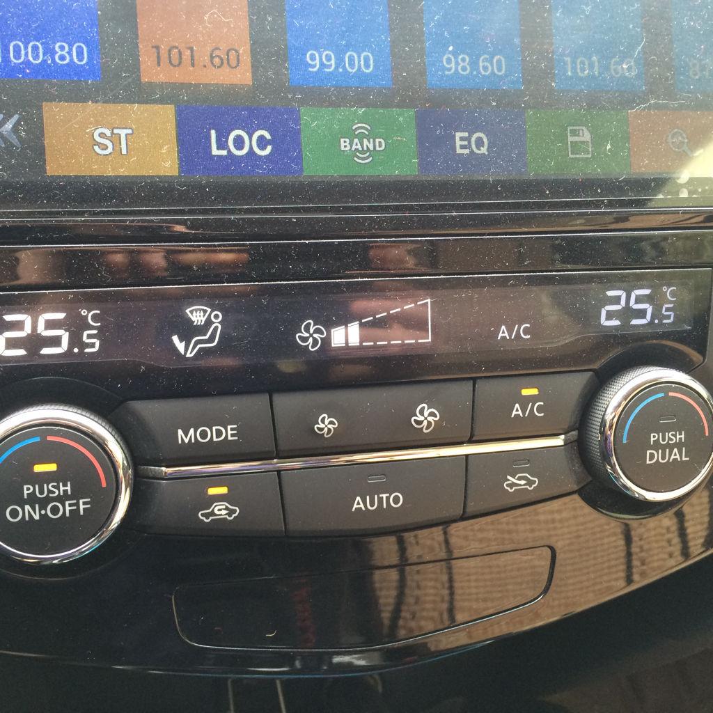 汽车,空调按键a/c费油吗