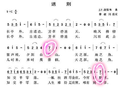尤克里里简谱里面数字下面加点的音怎么弹,数字下面加点的音应该怎么