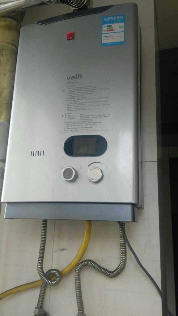 这个热水器怎么换电池