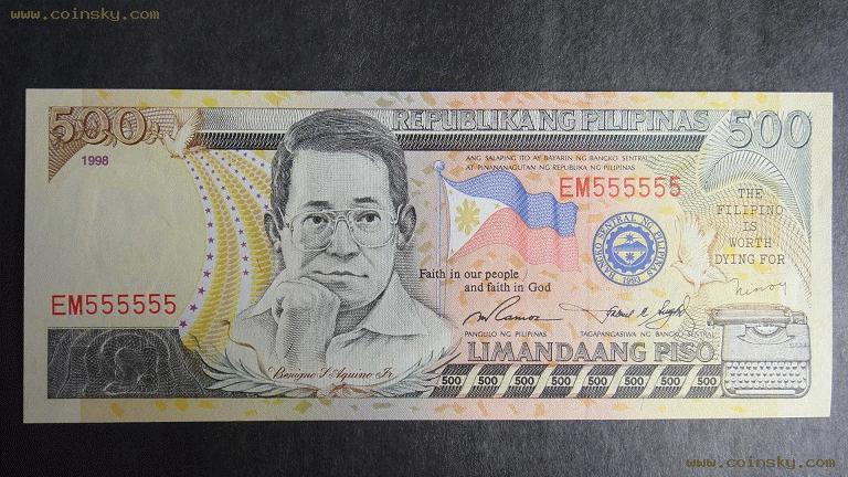 菲律宾钱什么样