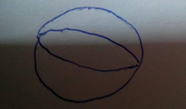 用圆规画出美丽的图案 要有教程