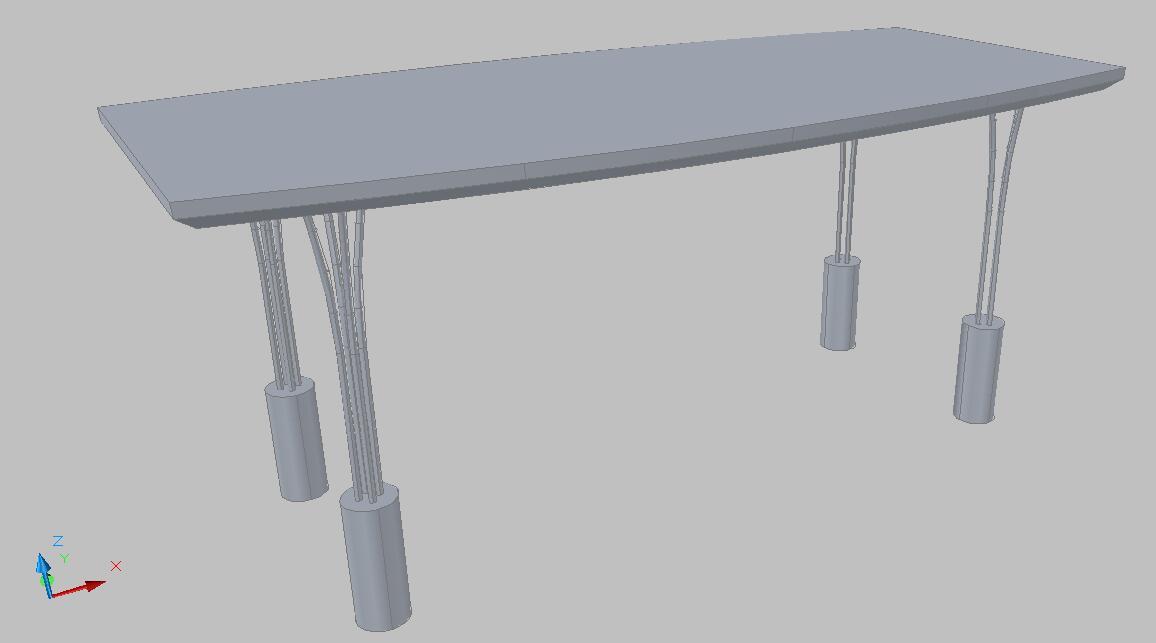 怎么画立体桌子的步骤