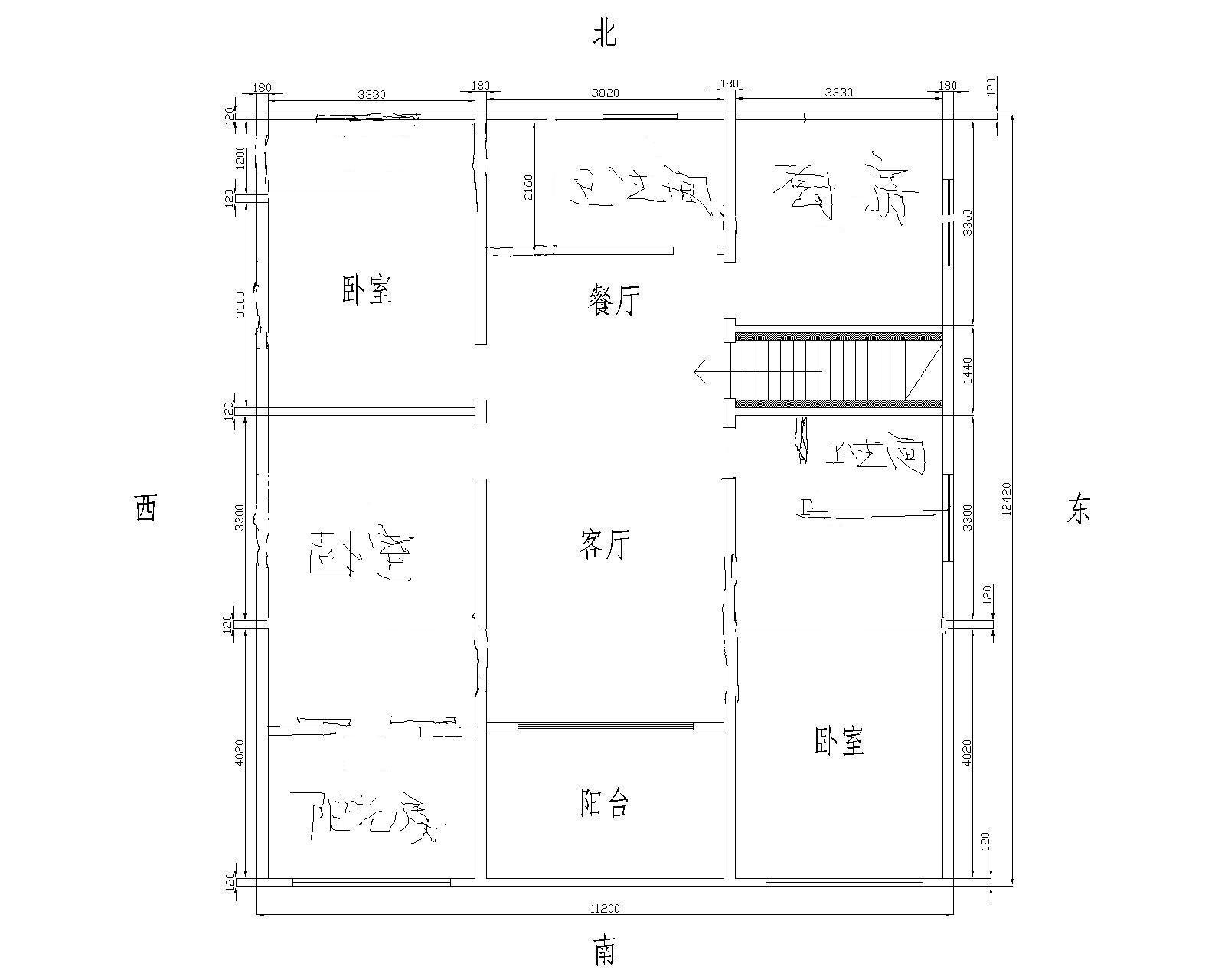 西北 房屋设计图