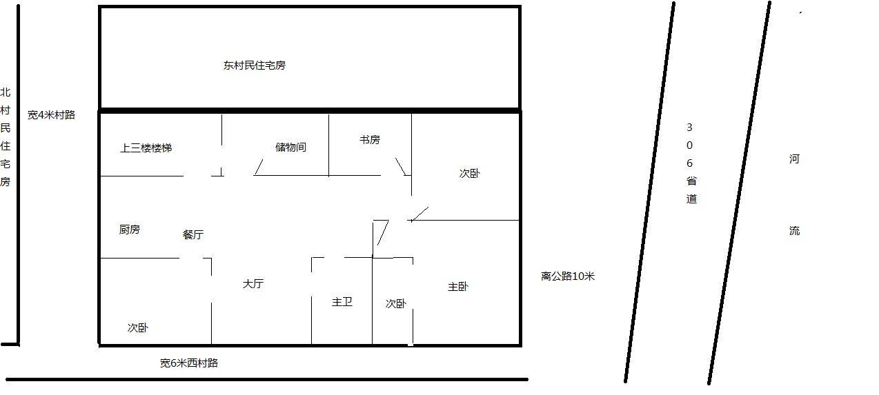 求200平米房屋设计图方案