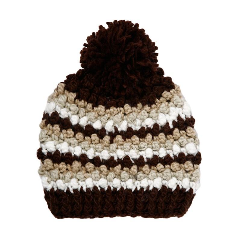 求助几款帽子的织法,有编织高手的教