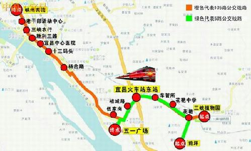 宜昌东站是哪个站?图片