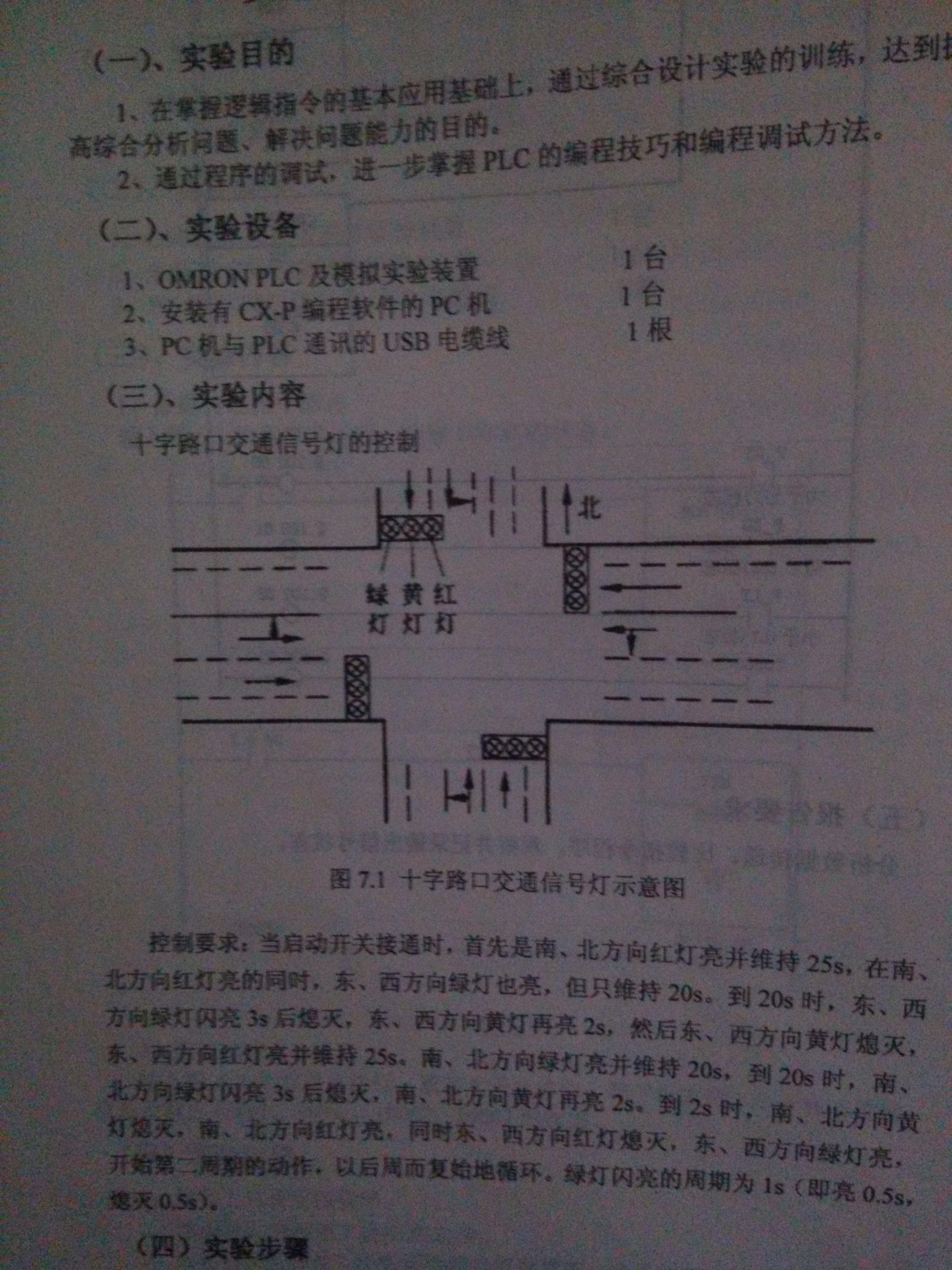 编写plc梯形图图片