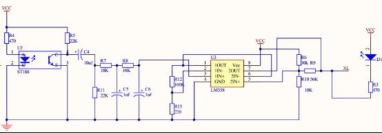 基于lm358的人体脉搏信号处理电路的分析